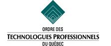 l'Ordre des technologues professionnels du Québec (OTPQ)