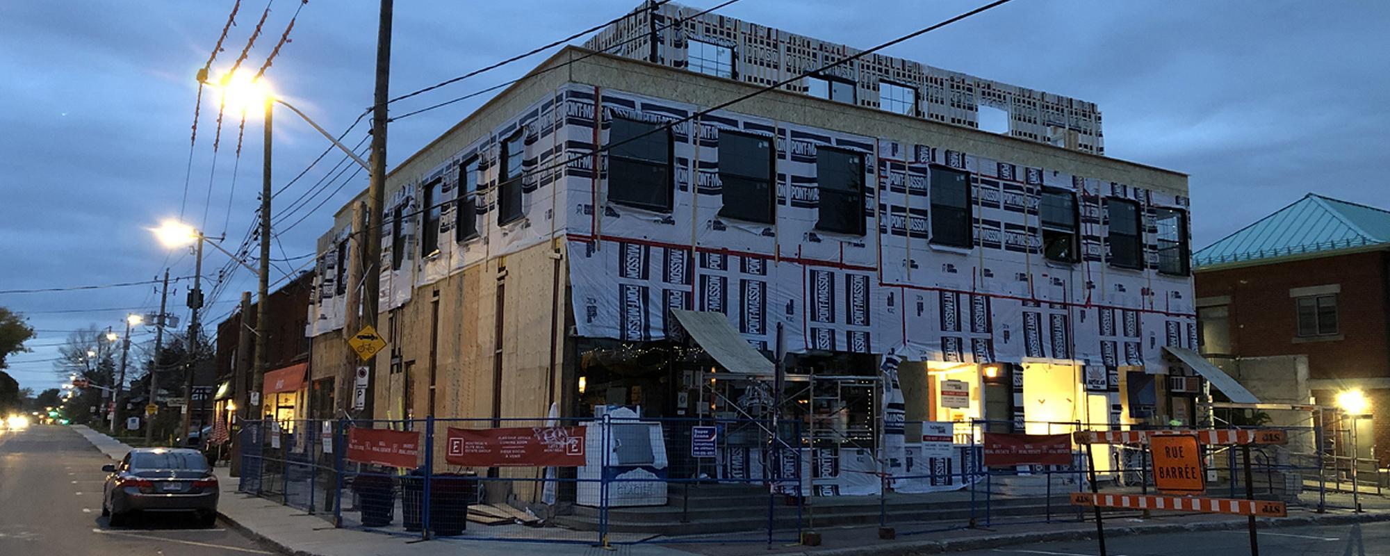 Commercial Retro-Fit by Construction Renaissance CR Inc.